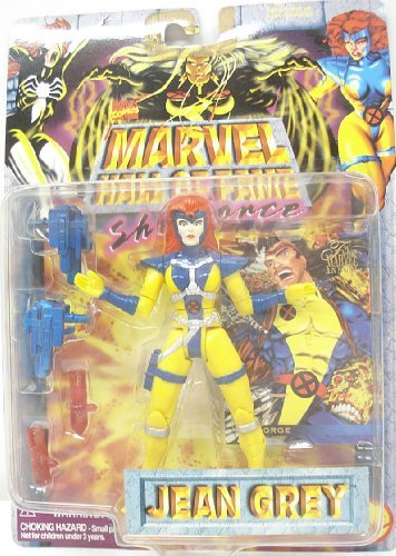 "Marvel Hall of Fame Jean Grey 4.5"" Action Figure - 1"