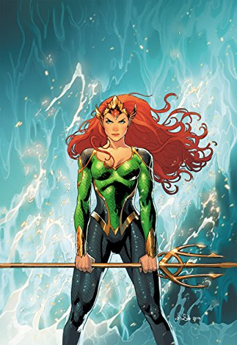 Mera: Queen of Atlantis [Abnett, Dan] (Tapa Blanda)