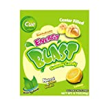 Green Tea Energy Gummy Lemon Flavor – 18 Units CUE Gummies by Leather Factory Outlet
