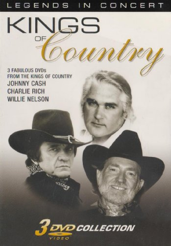 Various Artists - Kings of Country [DVD]