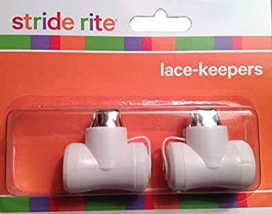 Stride Rite Shoe Lace Keepers
