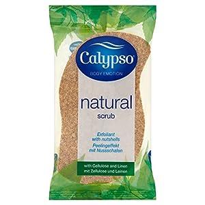 Calypso Natural Scrub Body Sponge