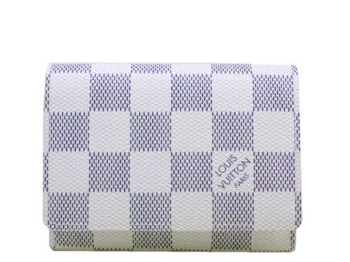 Louis Vuitton ルイヴィトン カードケース 名刺入れ ダミエ アズール アンヴェロップ カルト ドゥ ヴィジット N61746 【並行輸入品】