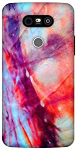 The Racoon Grip interstellar hard plastic printed back case / cover for LG G5