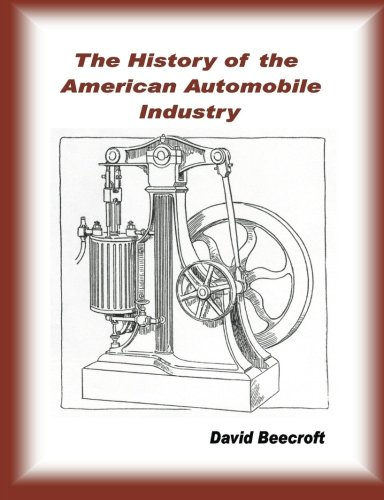 History Of The American Automobile Industry