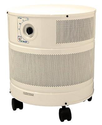 AllerAir Air Purifier AirMedic Vocarb Sandstone