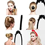 GreatIdeas⢠The Original Sophist O Twist - Hair Accessory - No need for pins and grips!