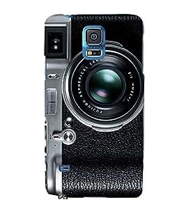 Camera Lens Click 3D Hard Polycarbonate Designer Back Case Cover for Samsung Galaxy S5 G900i :: Samsung Galaxy S5 i9600 :: Samsung Galaxy S5 G900F