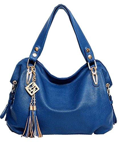 koson-man-damen-patent-leder-boutique-matel-quasten-tragetaschen-top-griff-handtasche-blau-blau-kmuk