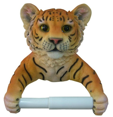 Tiger Toilet Paper Tissue Holder