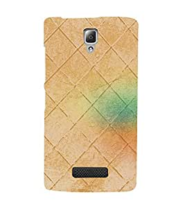Colorful Wall Backgroung 3D Hard Polycarbonate Designer Back Case Cover for Lenovo A2010 :: Lenovo A2010 4G