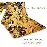 Leclair: Violin Concertos, Op. 7