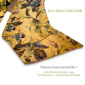 Leclair: Violin Concertos, Op. 7