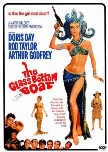 The Glass Bottom Boat [1966] [DVD]