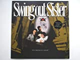 Swing Out Sister Swing Out Sister It's Better To Travel LP Phonogram OUTLP1 EX/EX 1987 with inner