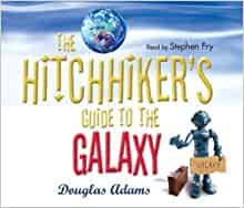 hitchhiker 39 s guide to the galaxy quintessential phase dramatization douglas adams. Black Bedroom Furniture Sets. Home Design Ideas