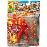Fantastic Four Human Torch w/Fireball Flinging Action
