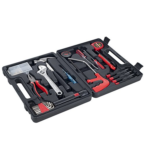 Stalwart 75-HT1065 65 Piece Tool Kit - Household Car & Office (Tool Box For Car compare prices)