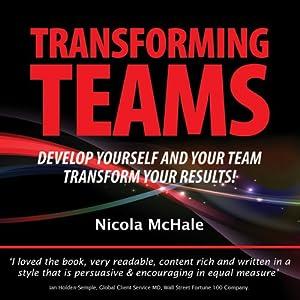 Transforming Teams Audiobook