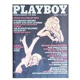 1983 January Playboy Magazine ~ Playboy