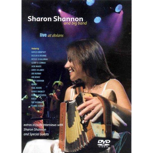 SHARON SHANNON : LIVE DOLANS D