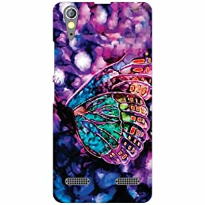 Printland Lenovo A6000 Plus Back Cover High Quality Designer Case