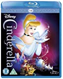 Cinderella - Diamond Edition [Blu-ray] [1950] [Region Free]
