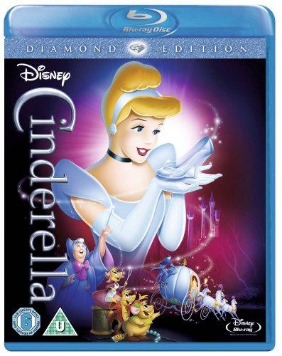 Золушка / Cinderella (1950) BDRip 720p