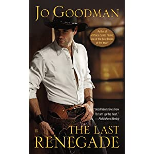 The Last Renegade by Jo Goodman