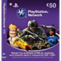 Sony PSN Card, 50 Eu, IT - accesorios de juegos de pc (50 Eu, IT)