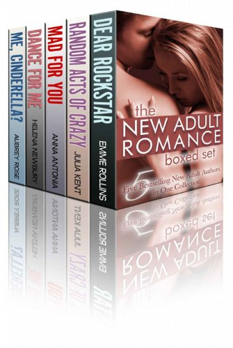 New Adult Romance Boxed Set (5 Book Bundle) by Emme Rollins