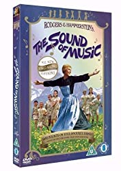The Sound Of Music Sing-Along Edition (1 Disc) [DVD] [1965]