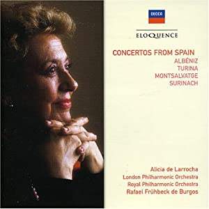 Concertos from Spain