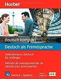 img - for Deutsch Kompakt: Kursbuch, Arbeitsbuch + Cds (Spanish Edition) book / textbook / text book