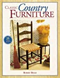 img - for Classic Country Furniture book / textbook / text book