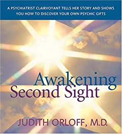 Awakening Second Sight [Audiobook] [Audio CD] — by Judith Orloff
