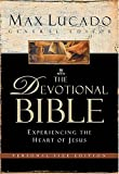 echange, troc  - The Devotional Bible, Personal Size Edition: Experiencing the Heart of Jesus