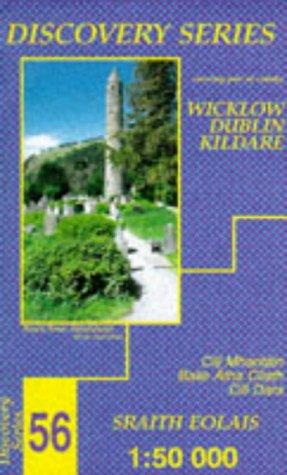 Wicklow, Dublin and Kildare (Irish Discovery Series)
