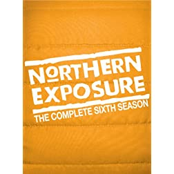 Northern Exposure - The Complete Sixth Season
