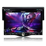 XOMAX-XM-DTSB7010-Autoradio-Moniceiver-18-cm-7-HD-TOUCHSCREEN-Display-Audio-Video-MP3-inkl-ID3-TAG-WMA-MPEG4-AVI-DIVX-etc-Bluetooth-Freisprecheinrichtung-Musikwiedergabe-Beleuchtung-Multicolor-Codefre