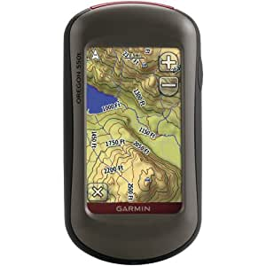 Garmin Oregon 550T 3-Inch Handheld GPS Navigator with 3.2MP Digital Camera (U.S. Topographic Maps)