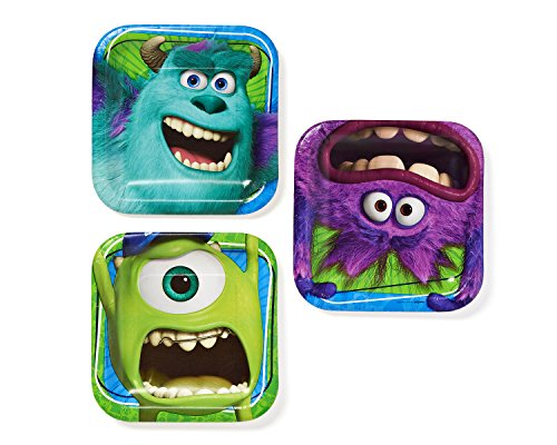 American Greetings Monsters University Dessert Plates (8 Count)