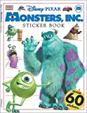 img - for Disney-Pixar Monsters, Inc. Sticker Book book / textbook / text book
