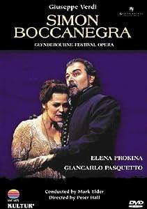 Simon Boccanegra [DVD] [2001]