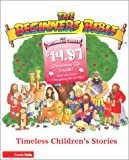 Zonderkidz The Beginner's Bible: Timeless Children's Stories with CD (Audio) (Bible Stories)