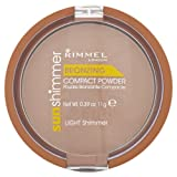 Sunshimmer Compact Powder - Light Shimmer