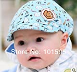 AABuildTM2014 Hot Fahion Baby Printed Cute Beret Hats Child Baseball Sports Outdoor Caps Kids Peaked Hats Boy Caps For Baby