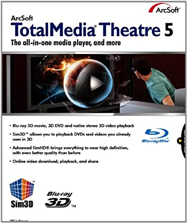 ArcSoft TotalMedia Theatre 5 [Download]