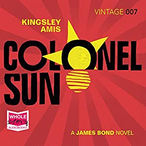 Colonel Sun Audiobook