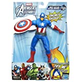 Captain America Avengers Mighty Battlers 6-inch Action Figure